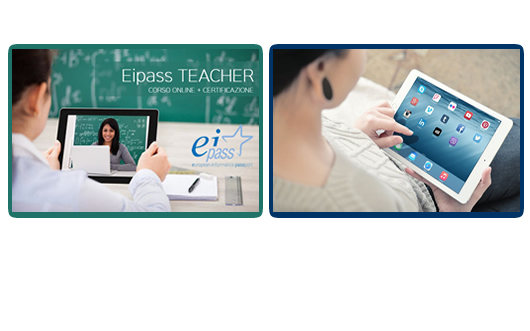 Eipass Teacher + TABLET