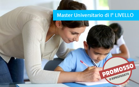 Master sui disturbi specifici dell'apprendimento (DSA)'