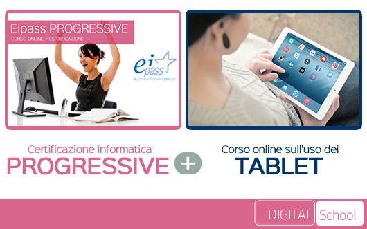 DIGITALSchool Progressive + TABLET